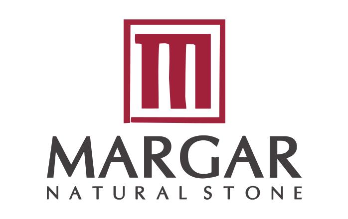 Margar Stone:  Mármol Travertino Amarillo y mármoles Logo